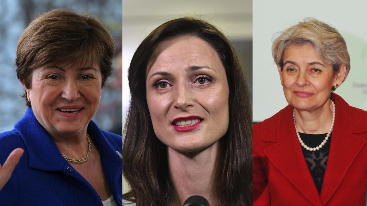 Българските жени в политиката, вдъхновили милиони