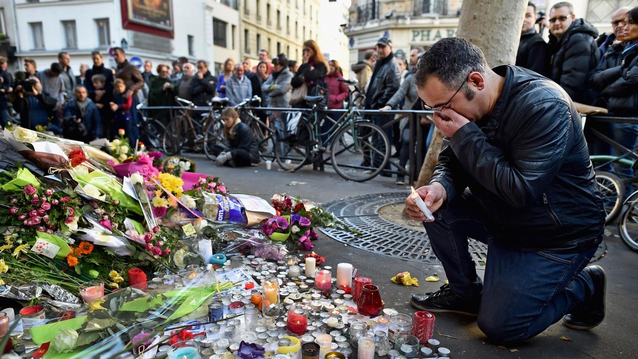 В Италия разследват алжирец за атентатите от 13 ноември 2015 г. във Франция