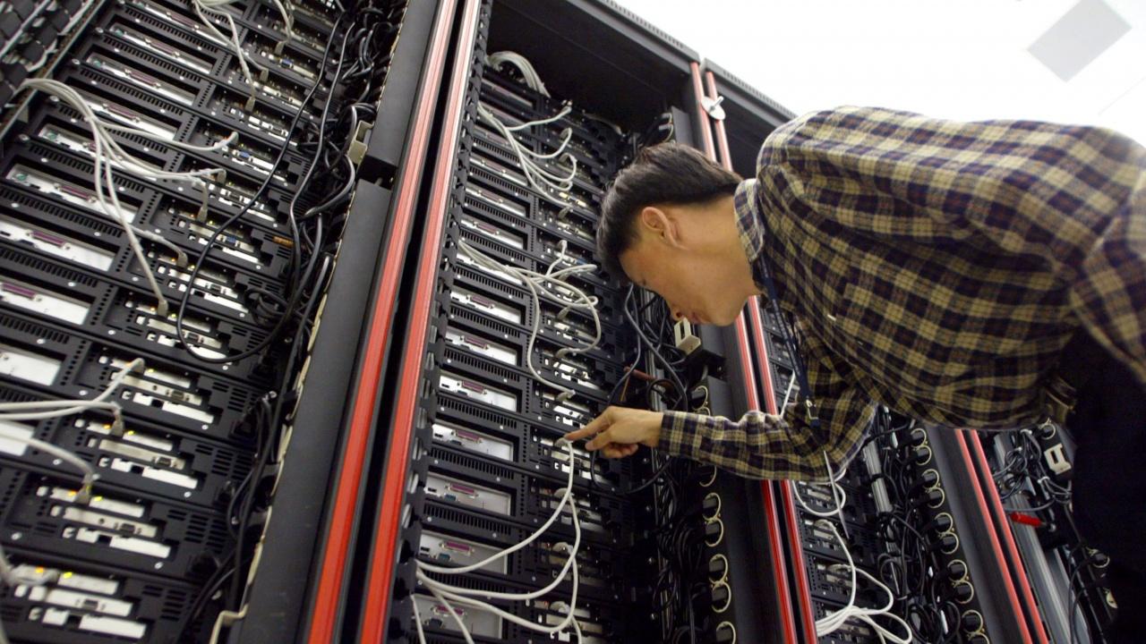Най-бързият суперкомпютър в света е японски