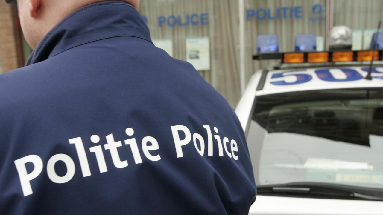 В Белгия се извършва историческа полицейска операция