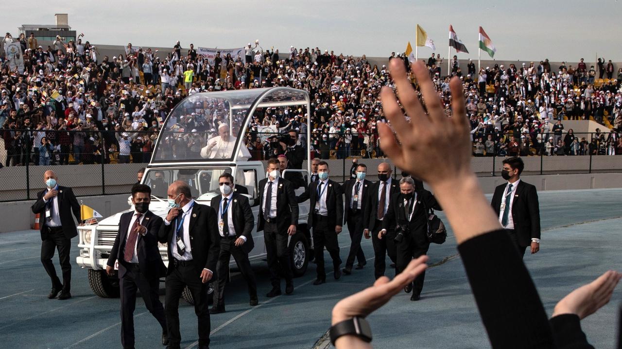 Мохамед Халаф коментира посещението на папата в Ирак