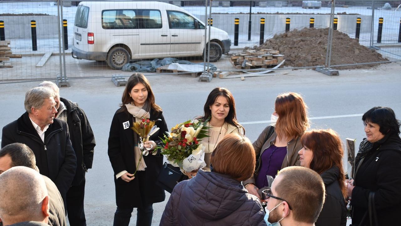 Росица Кирова във Видин: Обединени сме от силната си връзка с родния край