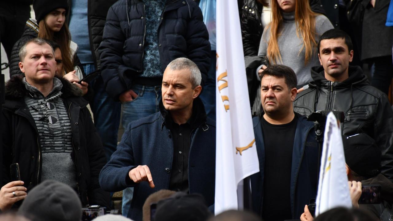 """Прокуратурата протестира отказа на градския съд да заличи партия """"Възраждане"""""""