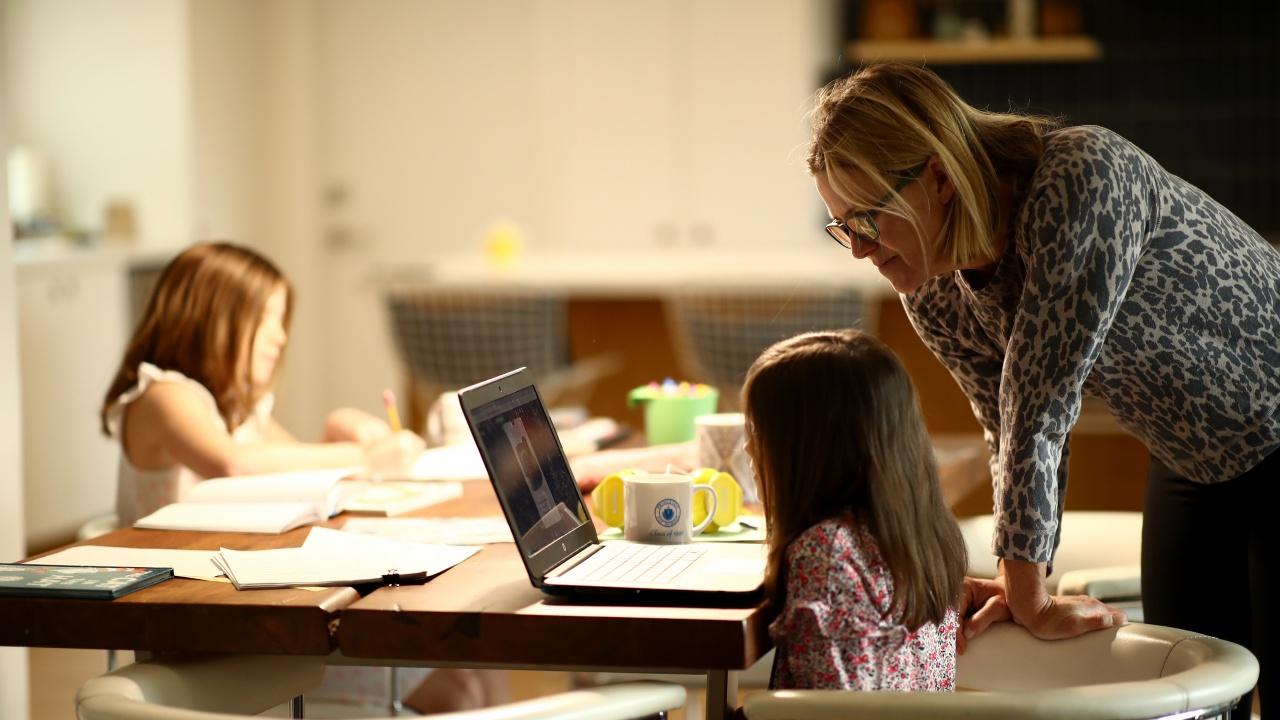 Повечето учители в Благоевградска област искали присъствено обучение