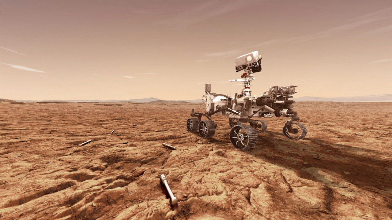Учени изследваха огромен облак на Марс