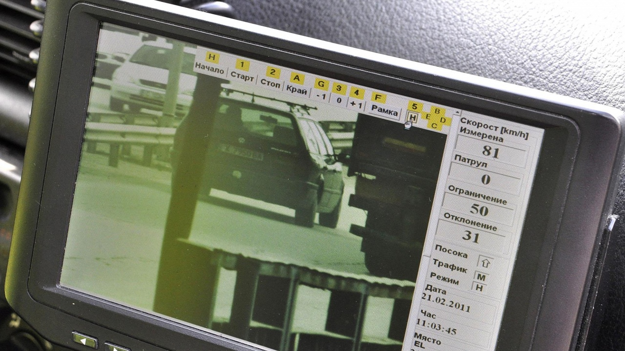 Над 450 нарушения на пътя за три дни в Шуменско
