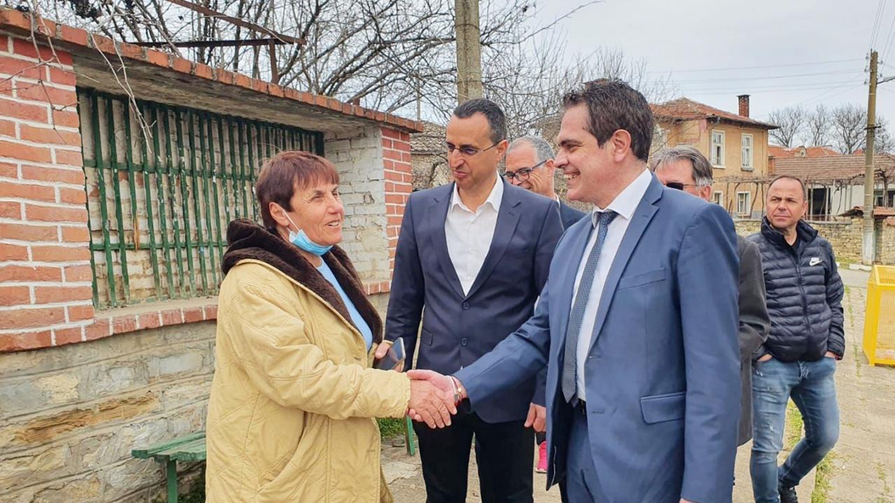 Лъчезар Борисов, ГЕРБ: Чирпан дава сериозна заявка да бъде индустриален център