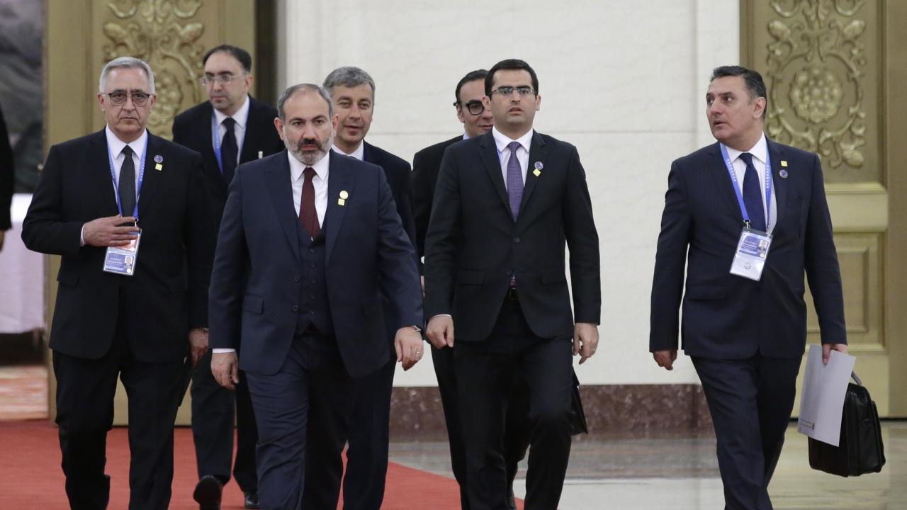 Премиерът на Армения номинира нов началник на генералния щаб