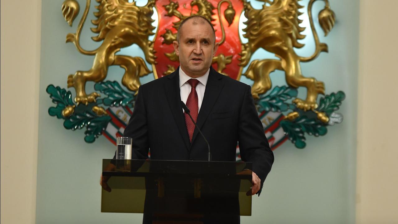 Радев: На 10 март си спомняме за спасяването на българските евреи и за моралния урок, завещан от предците ни