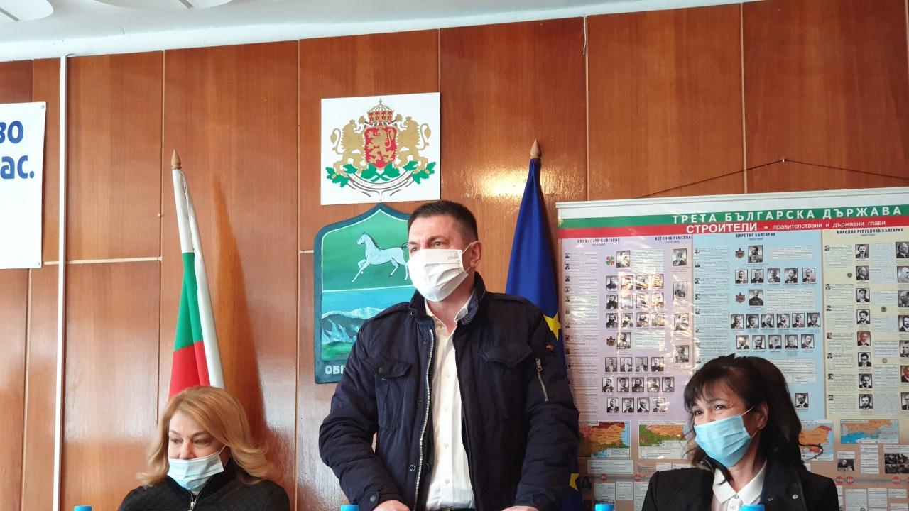 Христо Терзийски в Трекляно: В нашата листа доминират местни жители и експерти