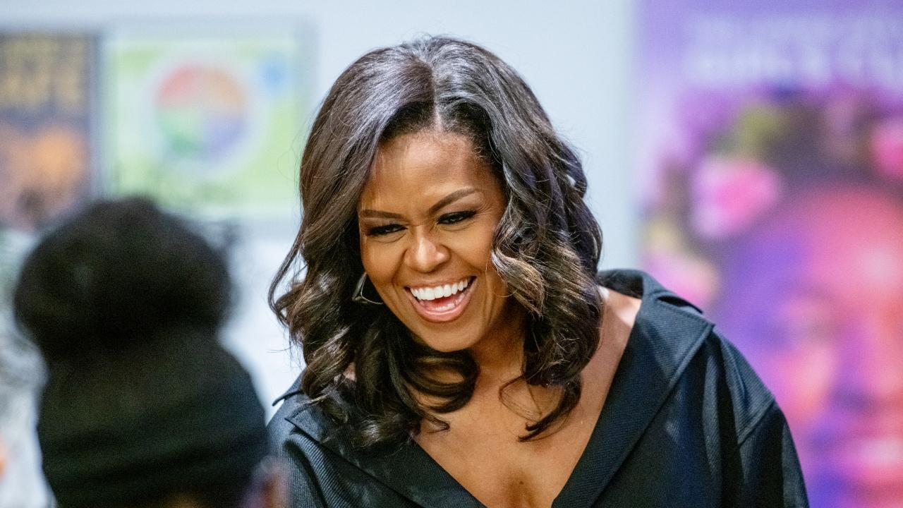 Мишел Обама е пристрастена към плетенето