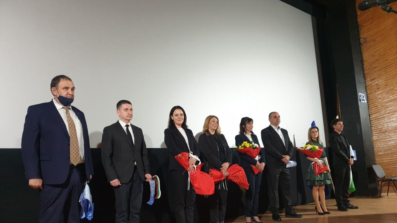 ГЕРБ – СДС представи в община Сапарева баня кандидатите си за депутати