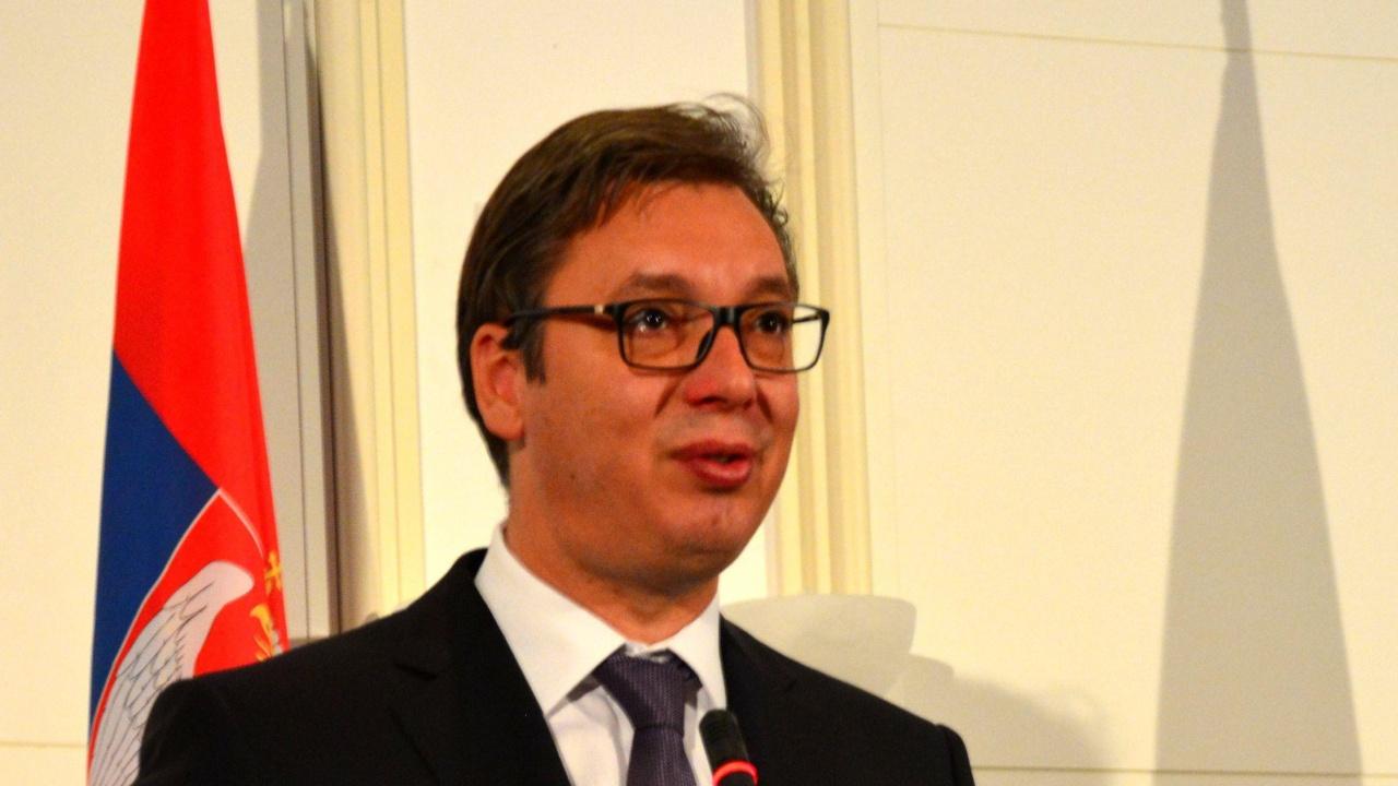 Вучич: Лъжата стана главен метод за рушенето на Сърбия