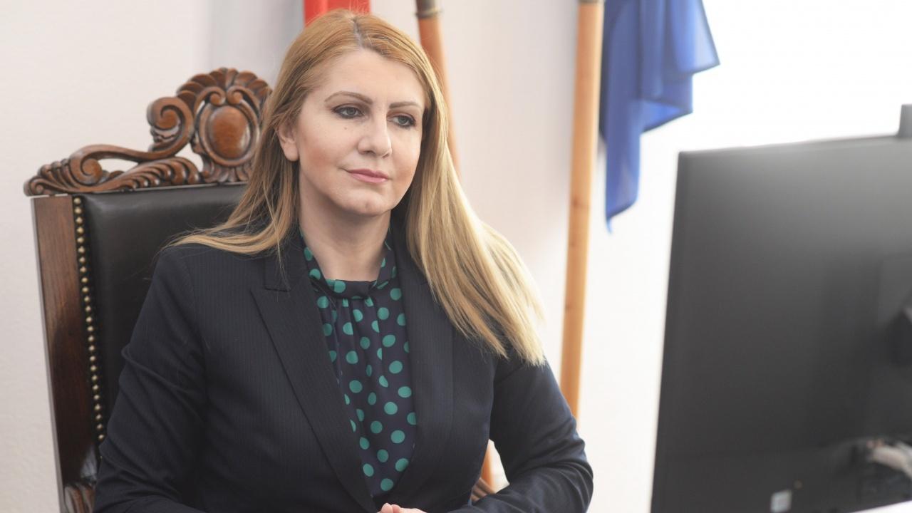 """Ахладова ще участва в заседанието на Съвет """"Правосъдие и вътрешни работи"""""""