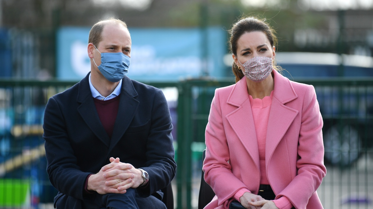 Принц Уилям: Ние никак не сме расистко семейство