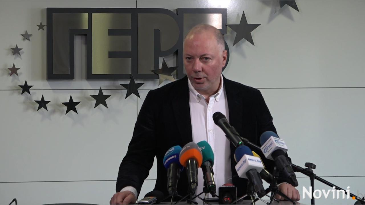 Росен Желязков: Днес БСП и ДБ отново показаха, че са в коалиция
