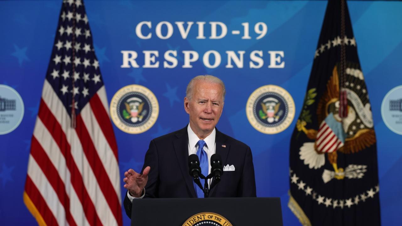 Джо Байдън загатна: Краят на пандемията е близо, уверявам ви