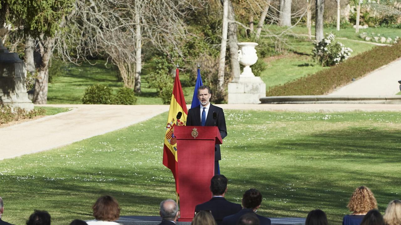 Испания отдаде почит към жертвите на тероризма на годишнината от атентатите в Мадрид през 2004 г.