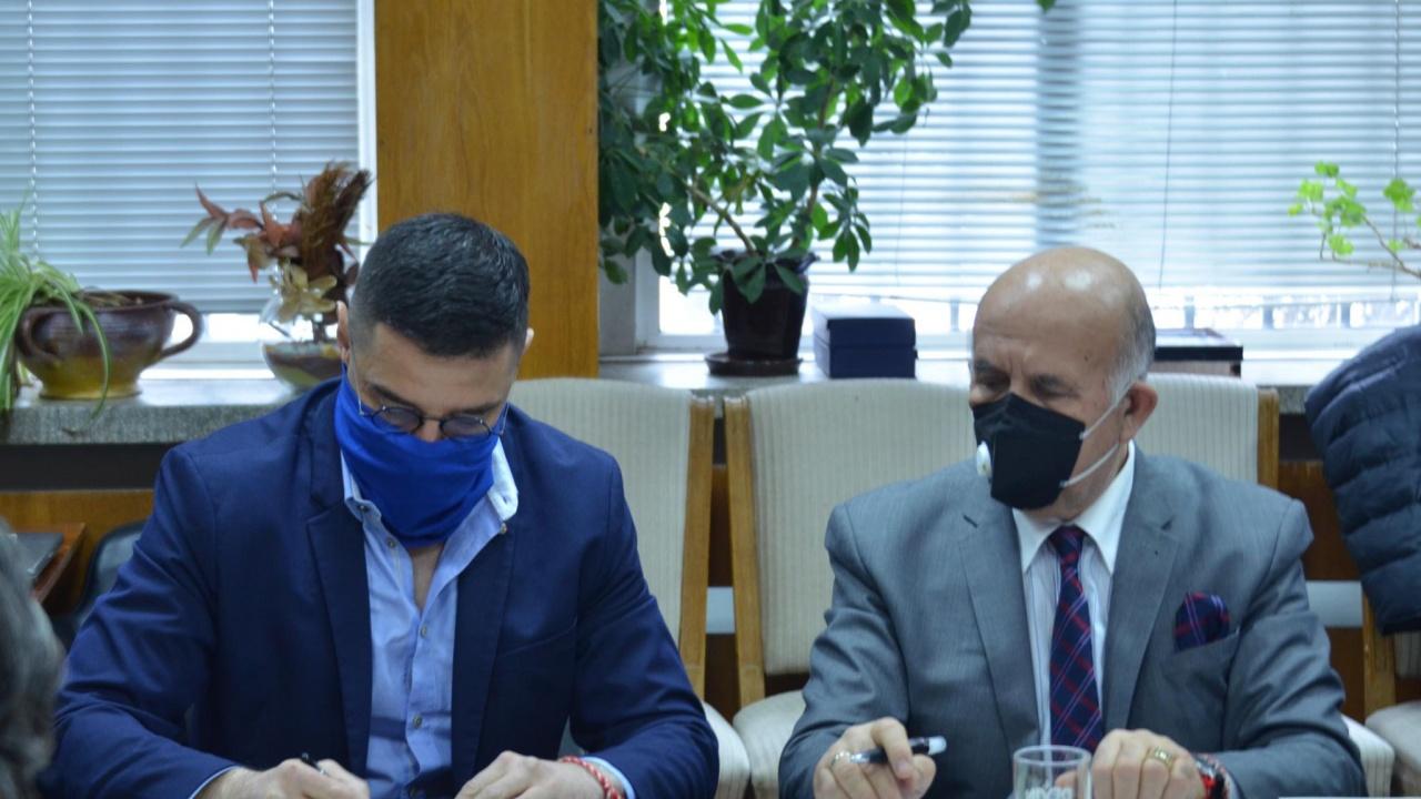 Борд за приятелство бе учреден между България и ОАЕ
