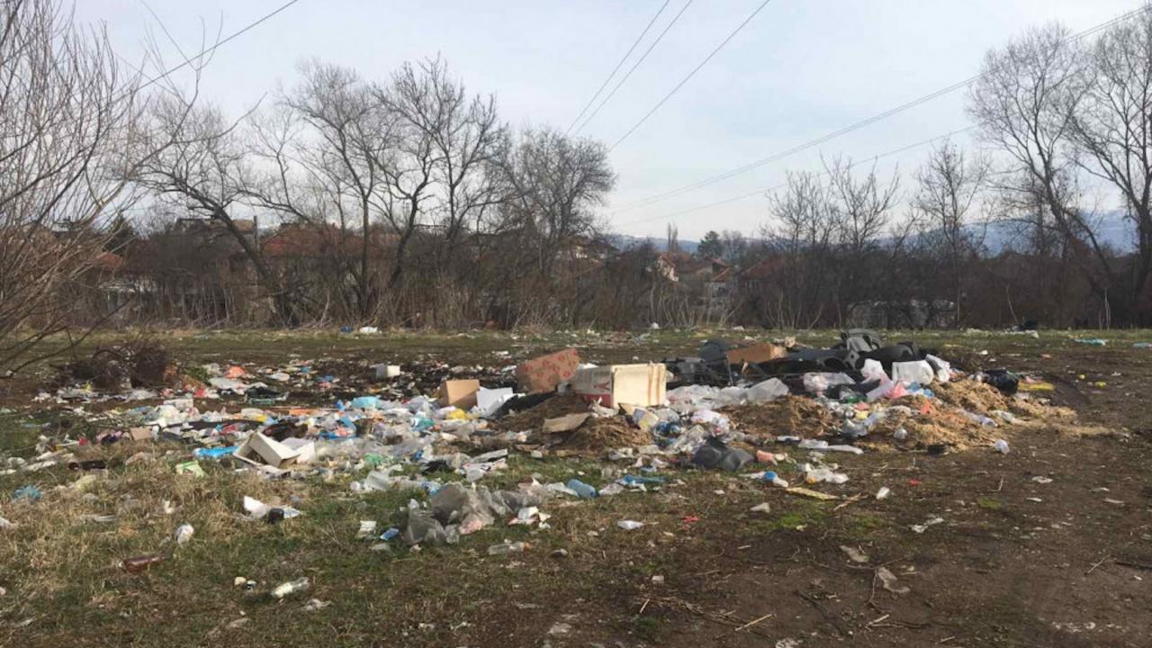 """ПП """"Републиканци за България"""" – Кюстендил сигнализира за замърсяване с отпадъци"""