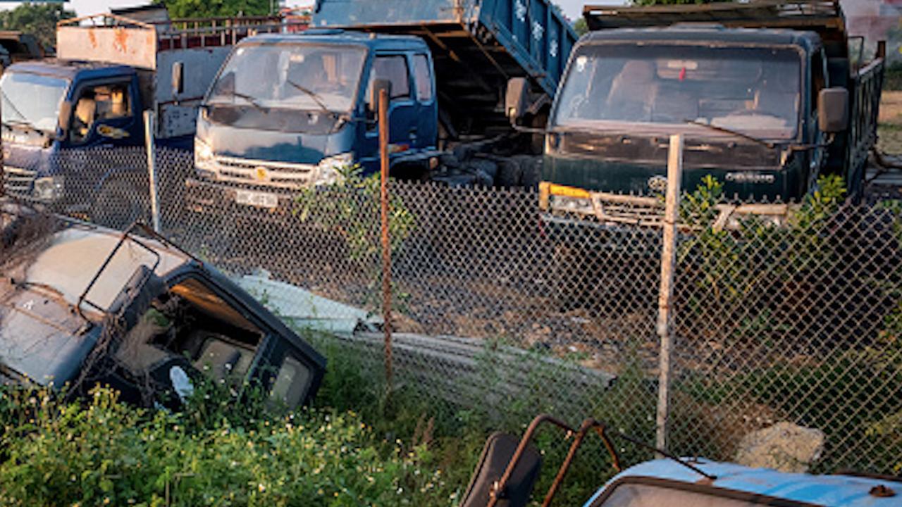 В Русе репатрират излезли от употреба автомобили