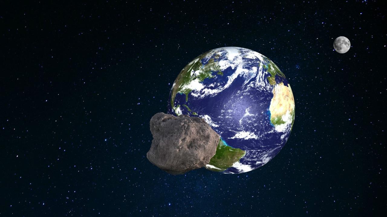 Най-големият астероид лети към Земята