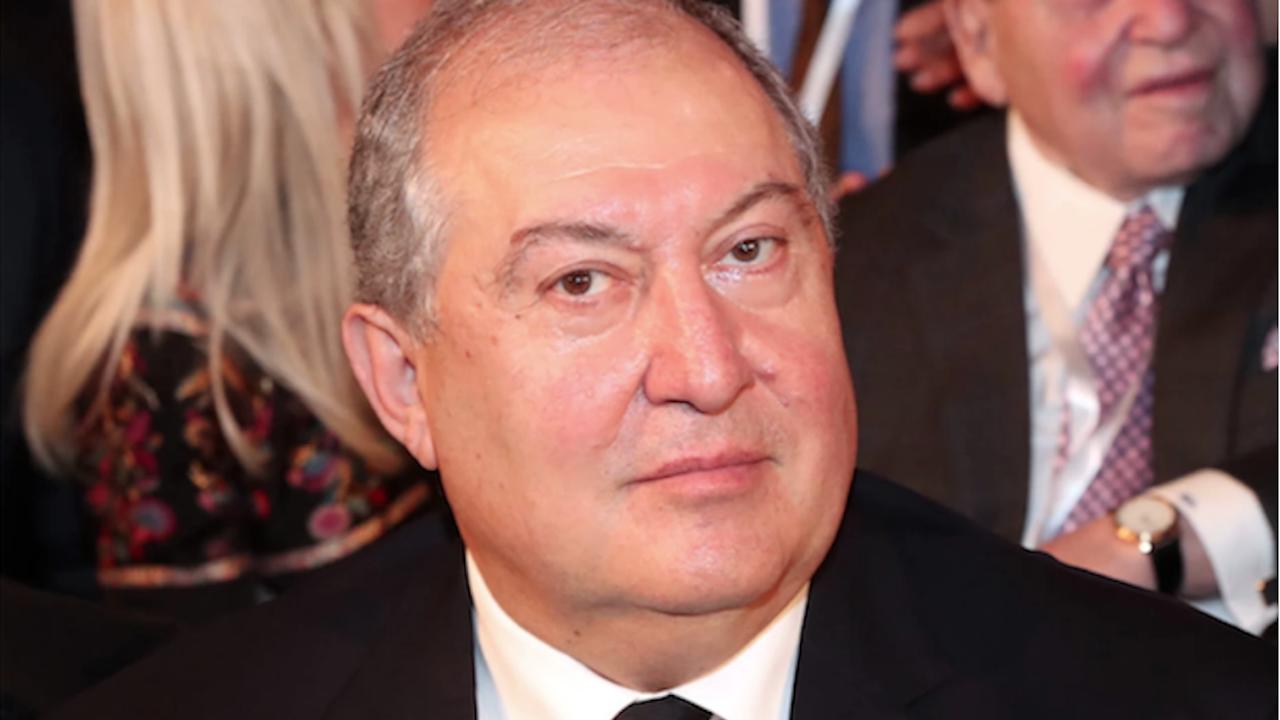 Арменският президент е в болница със сърдечна недостатъчност