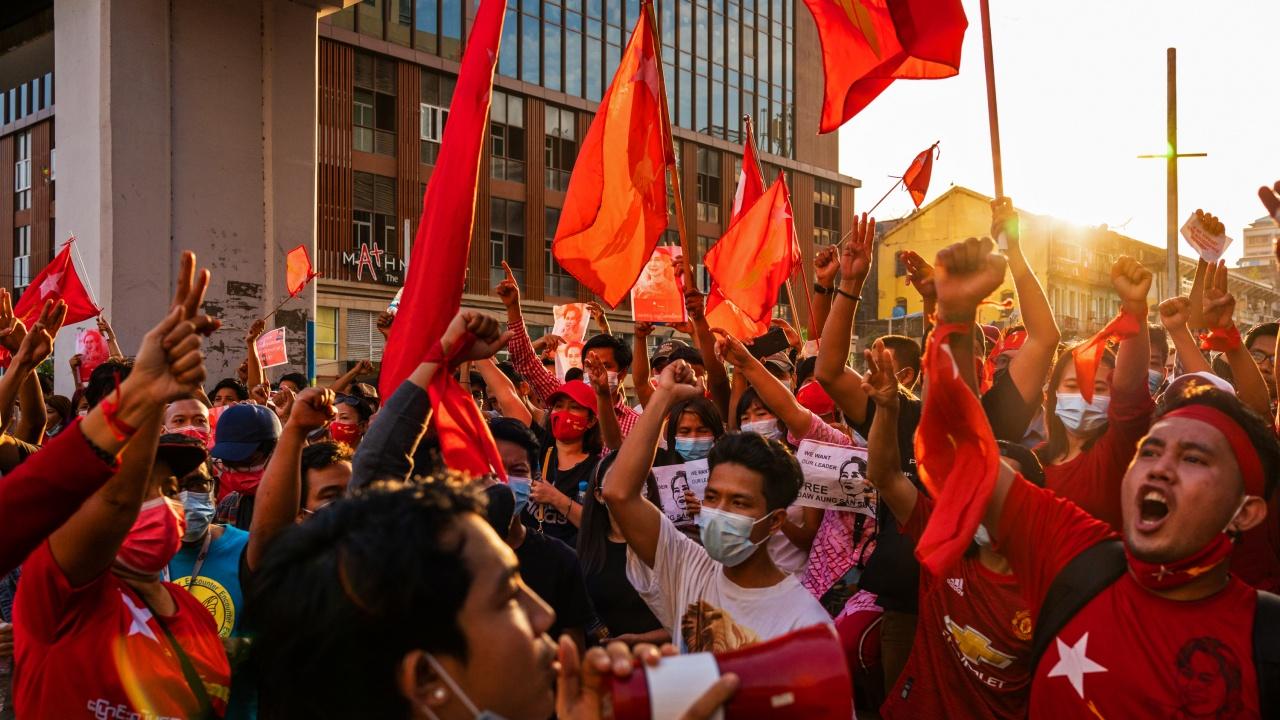 САЩ временно няма да депортират граждани на Мианма