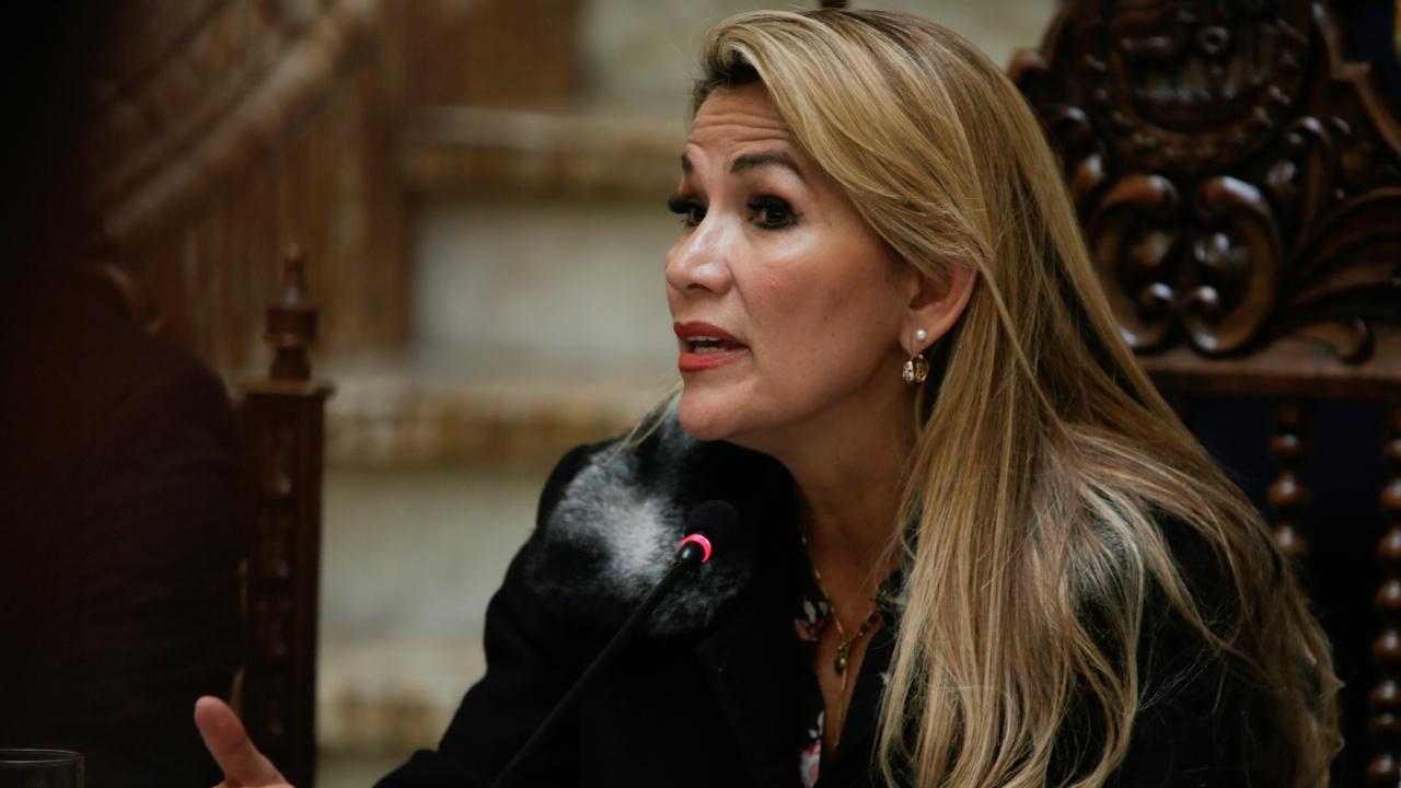 Бившата президентка на Боливия Янине Анес бе арестувана