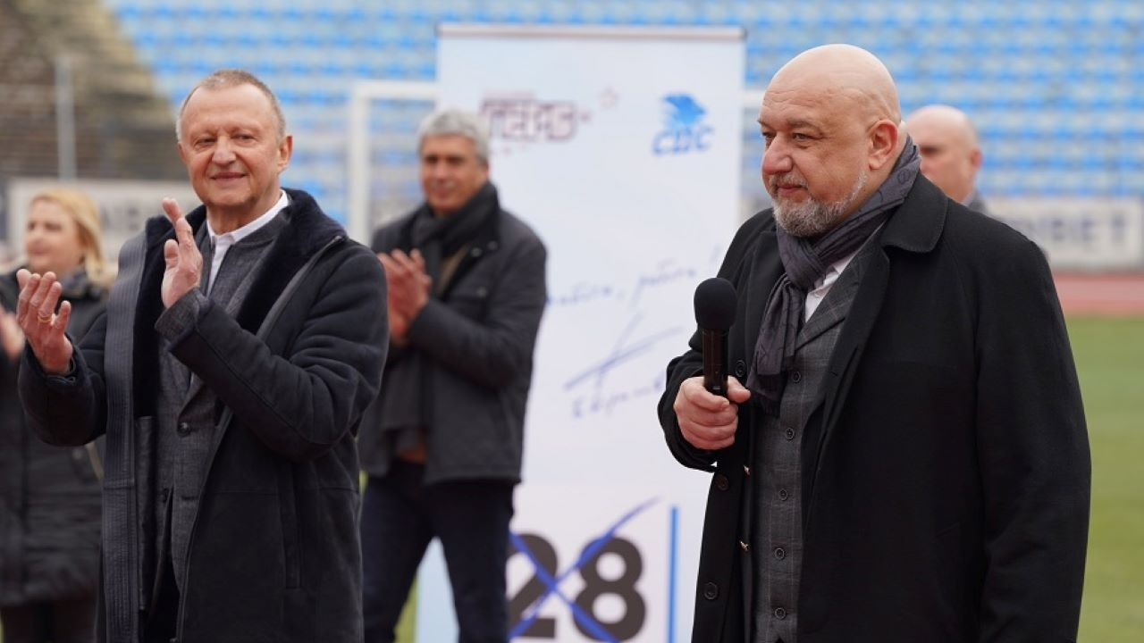 Големи български спортисти подкрепиха русенската листа на ГЕРБ-СДС с водач Красен Кралев