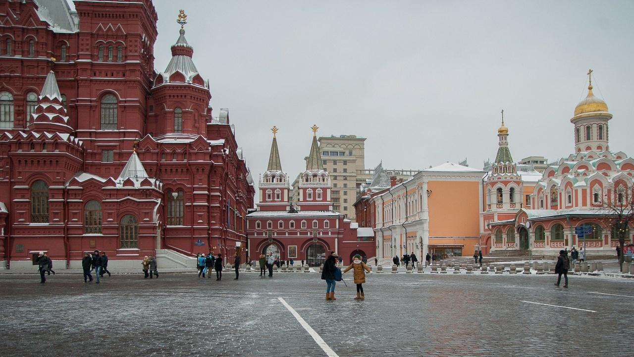 Глобиха българин за казашки танц пред руското външно министерство в Москва