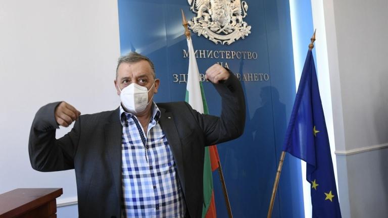 Проф. Кантарджиев разкри чист ли е пред съвестта си след една година в условията на пандемия