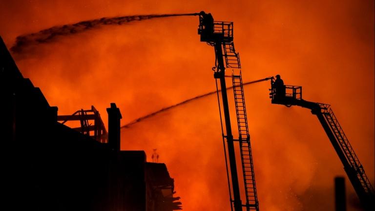 Българка загина при пожар в Италия, след като спаси възрастна двойка