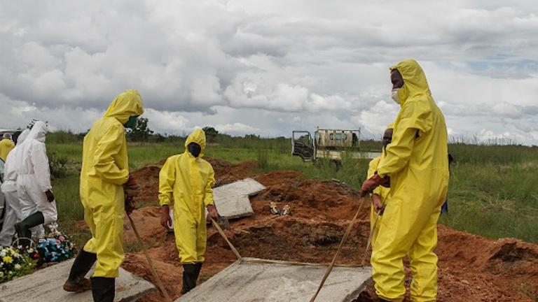 Колко опасен е нигерийският щам на COVID-19?