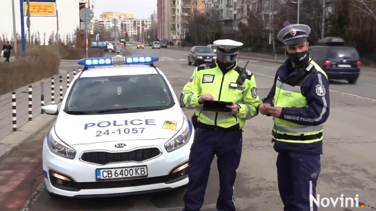 От Пътна полиция започват строг контрол спрямо пешеходците от днес