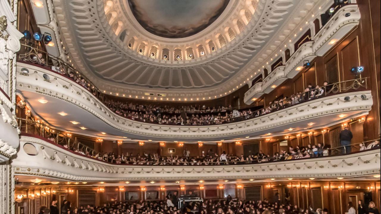 """Софийската опера представя """"Атила"""" пред световна публика"""