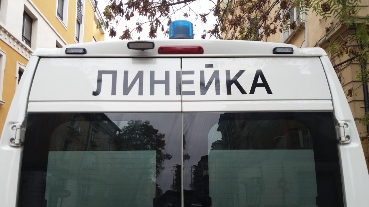 Работник пострада при взрив на цистерна във Враца