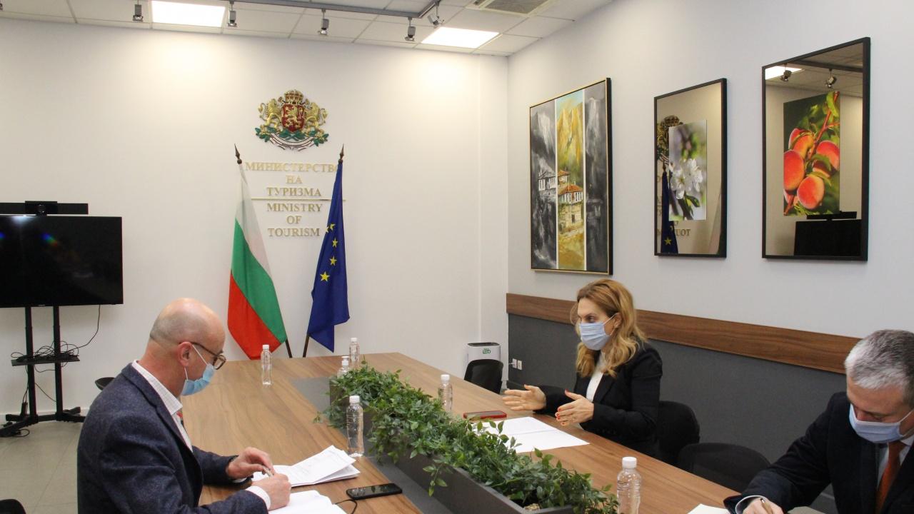 Марияна Николова: Германо-Българската индустриално-търговска камара става наш посланик пред германските институции с цел привличане на повече туристи