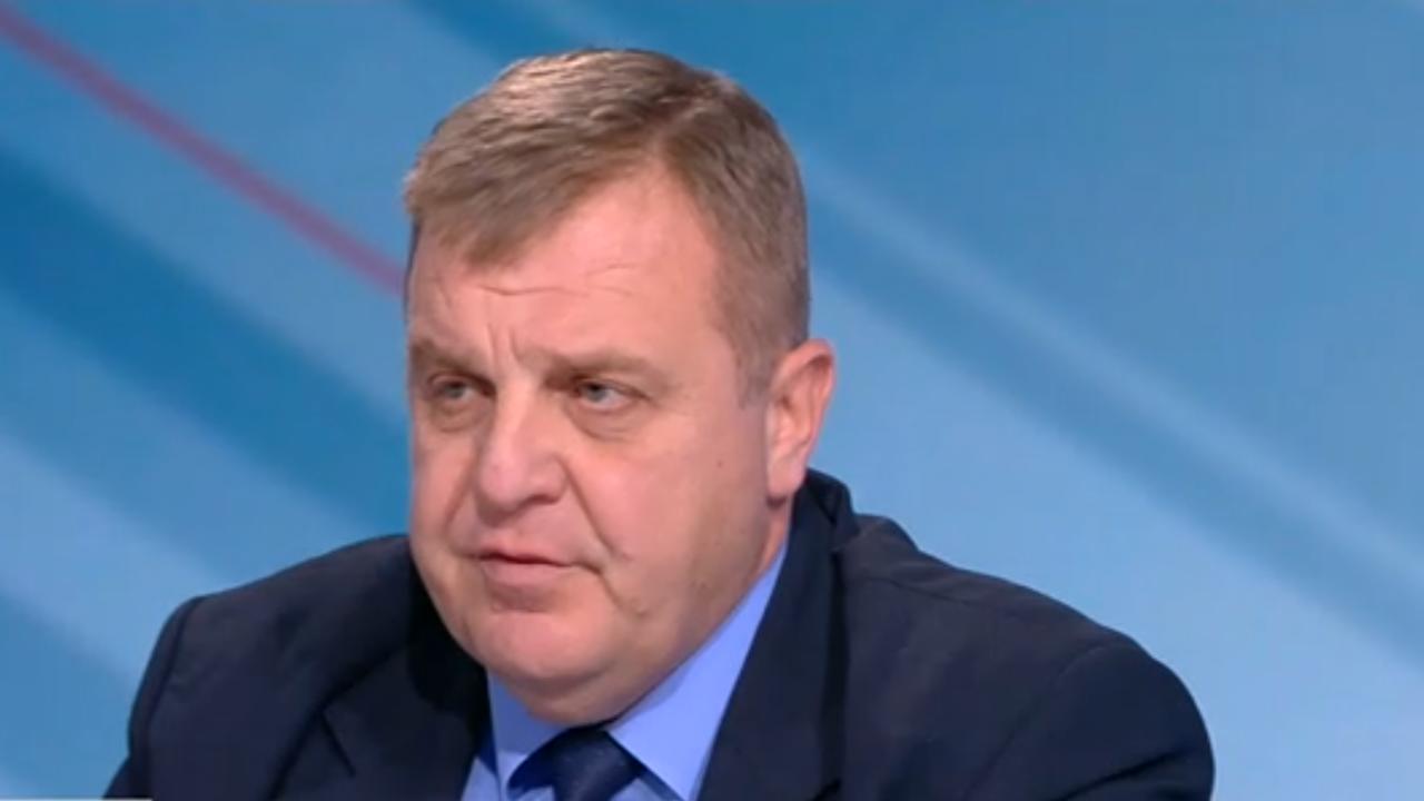 Каракачанов: Русия не е директна заплаха за България, но напрежението в Черно море влияе на националната ни сигурност