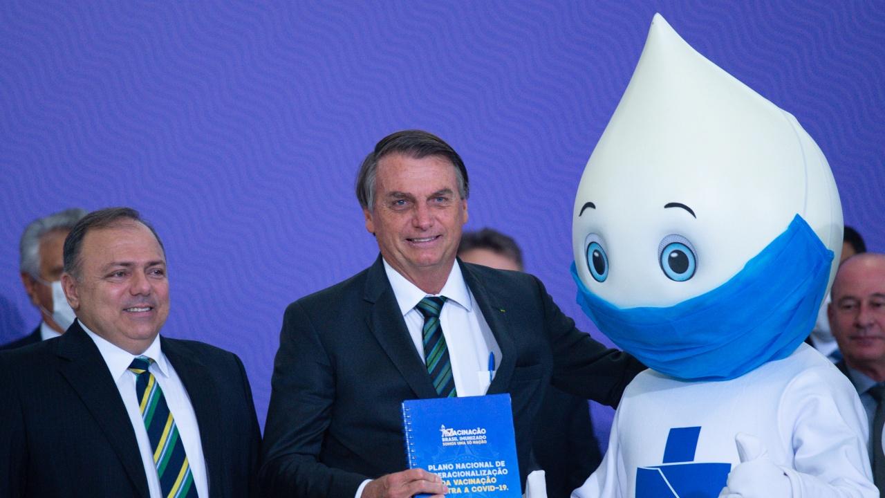 Болсонаро назначи нов здравен министър