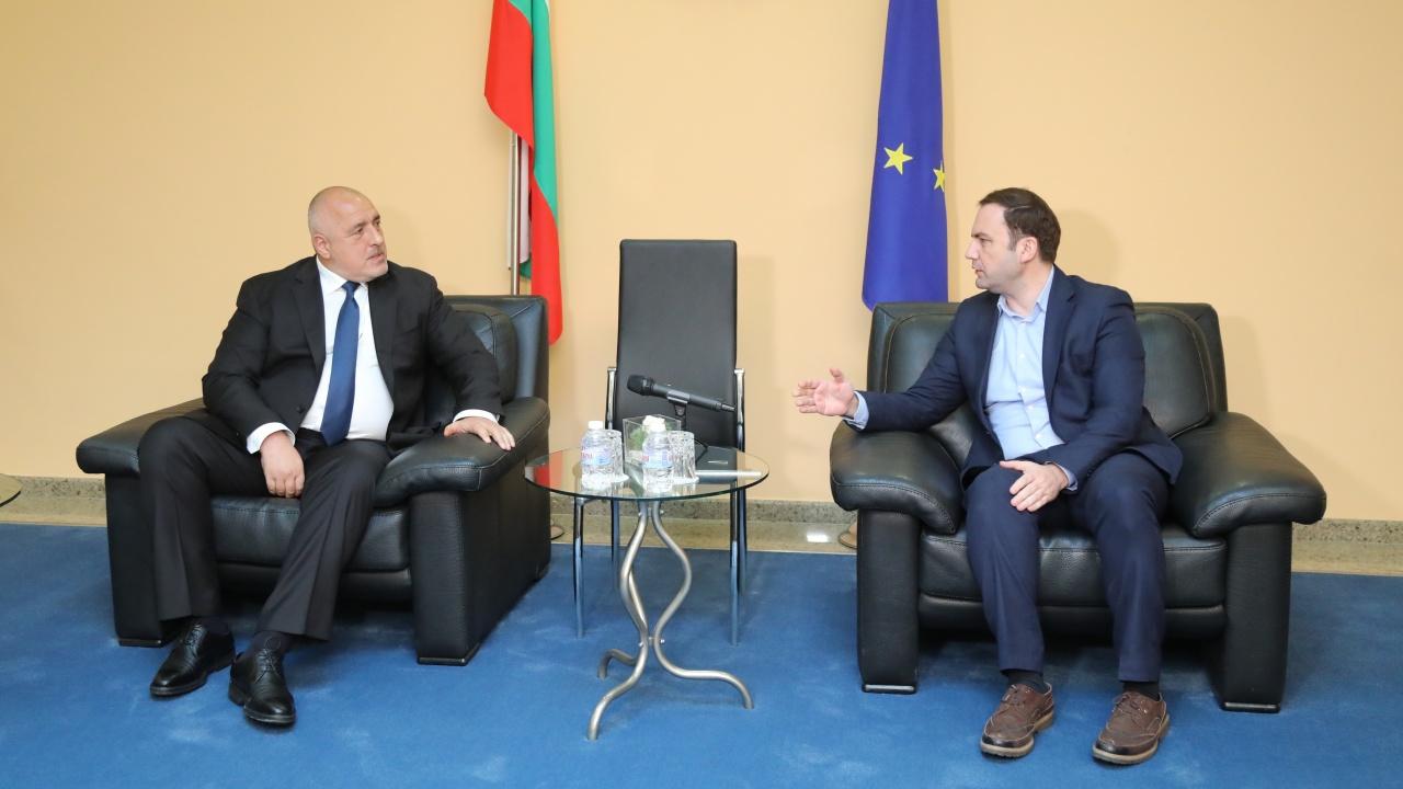Бойко Борисов: Необходим е разум, а не емоции в преговорите между България и Република Северна Македония
