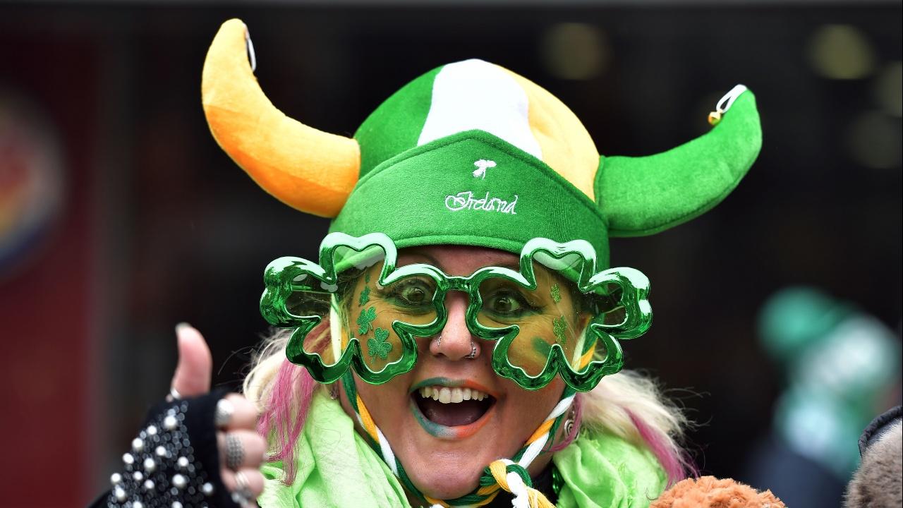 Ирландия празнува Деня на Св. Патрик