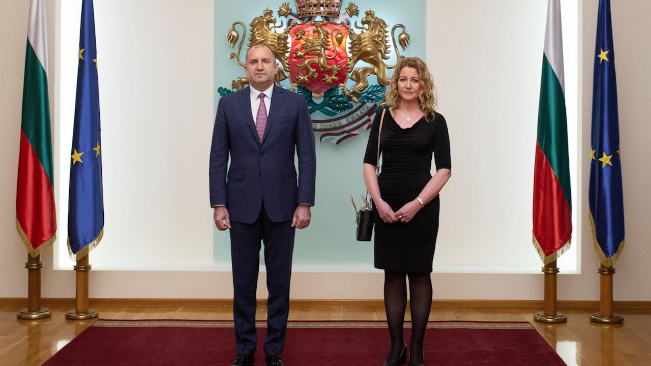 Новоназначени посланици в България връчиха акредитивните си писма на президента Радев