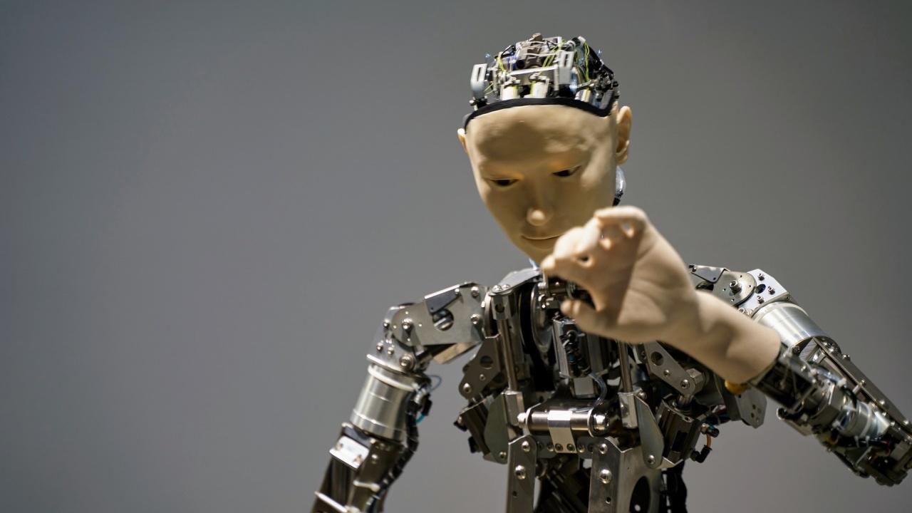 Руска компания разработва свръхреалистичен хуманоиден робот