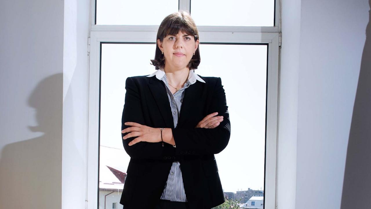 Лаура Кьовеши: Кандидатурите за европейски делегирани прокурори от България ще бъдат обективно разгледани