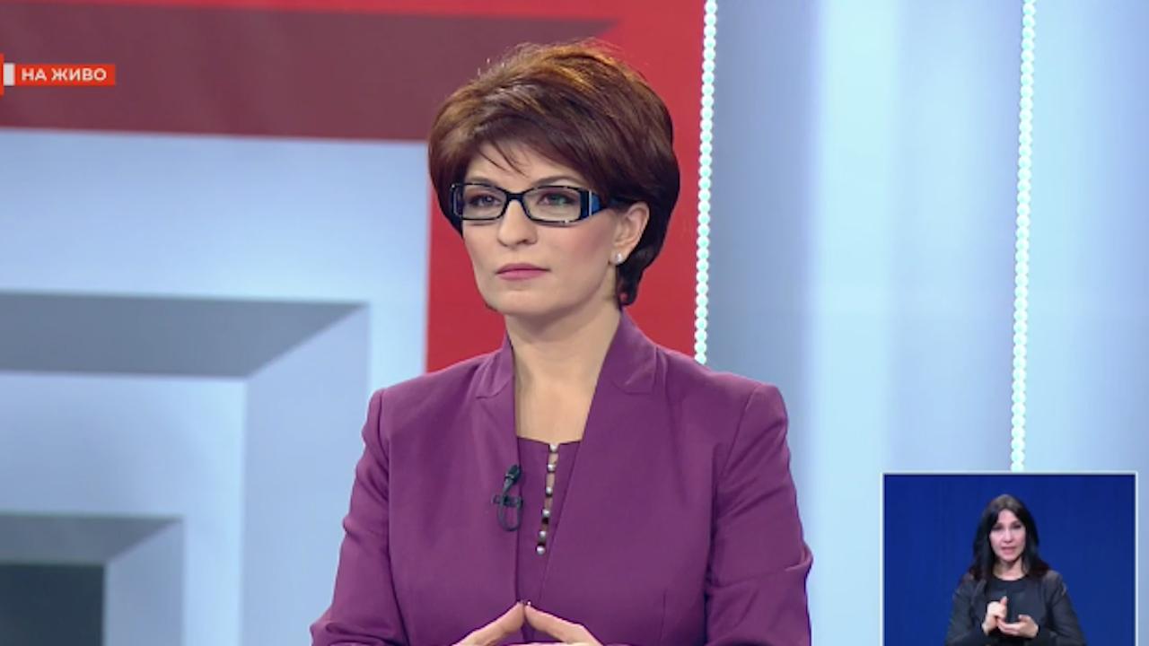 Десислава Атанасова: ГЕРБ е превеждала страната няколко пъти през кризи и сега ще го направи