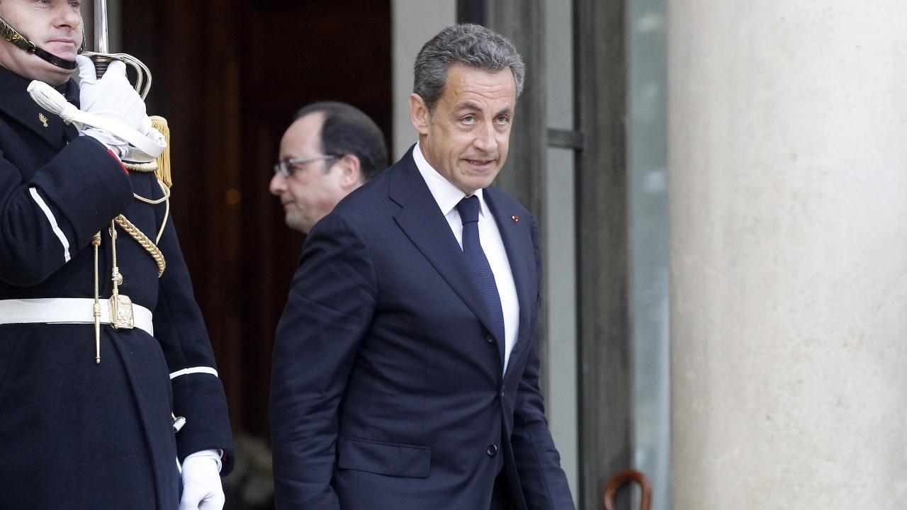 Франсоа Саркози се изправя днес пред съда