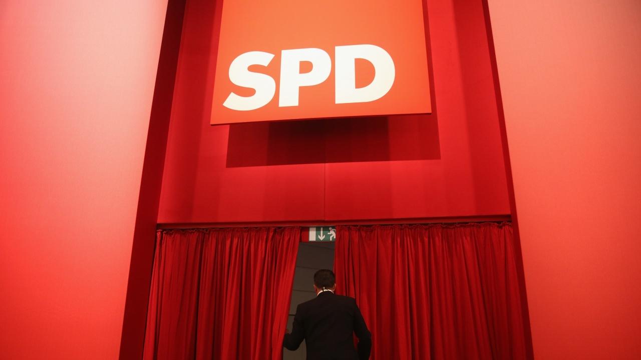 Германските социалдемократи си поставят за цел правителство след  Меркел без участието на ХДС