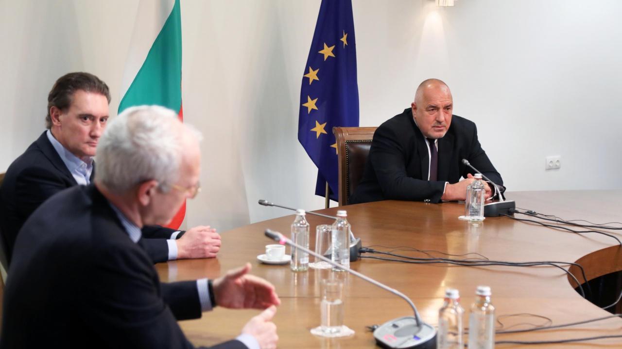 Борисов пред АОБР:  До две години може да приемем еврото, ако хората ни гласуват доверие
