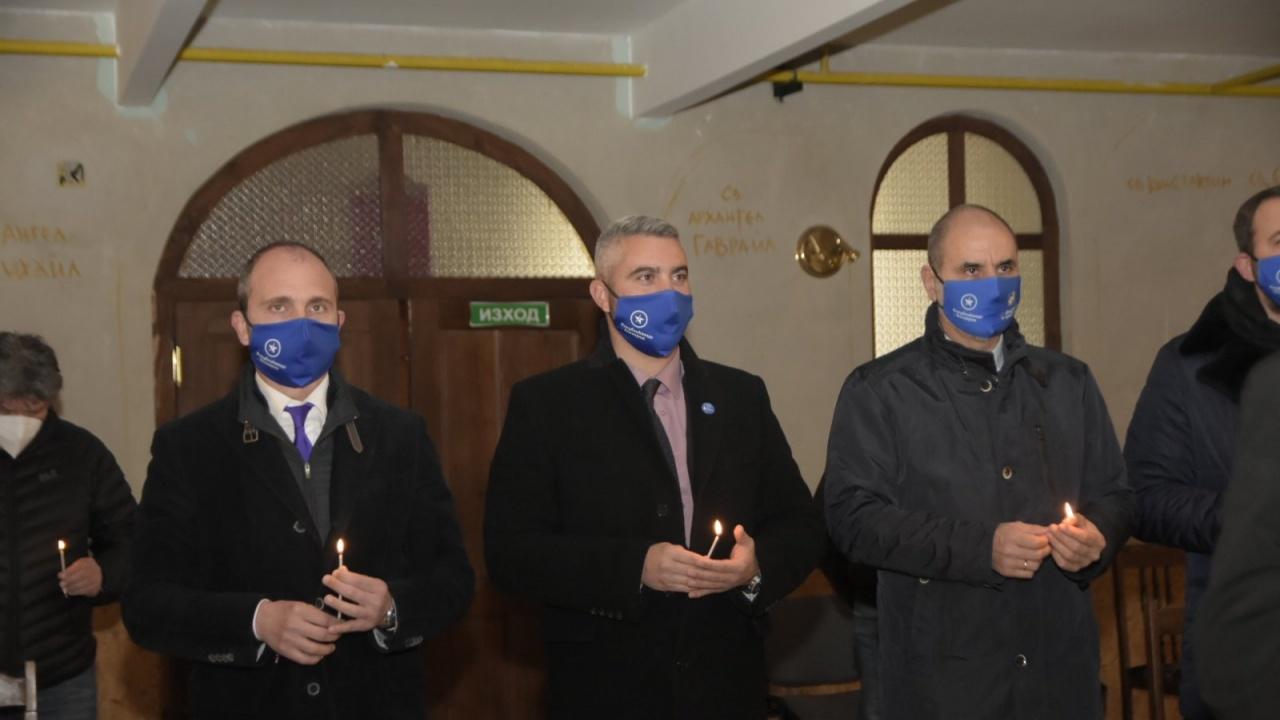 Републиканци за България с обиколка на Софийска област